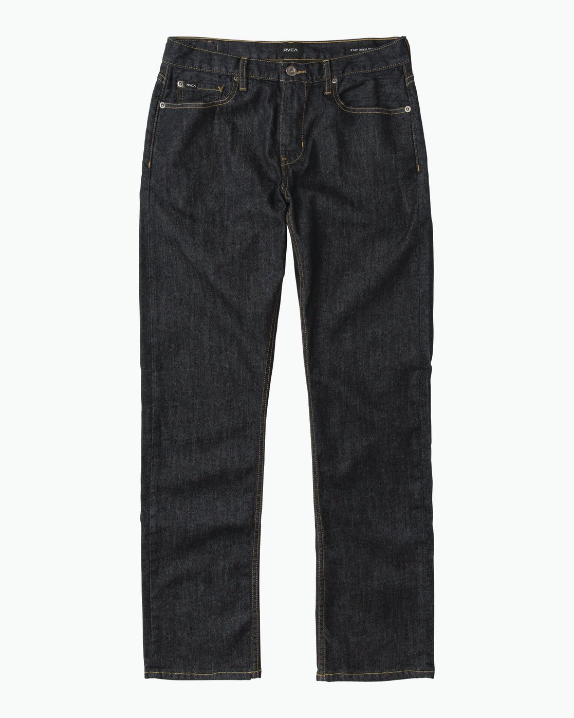 6 Stay RVCA Straight Fit Denim  M307QRSR RVCA