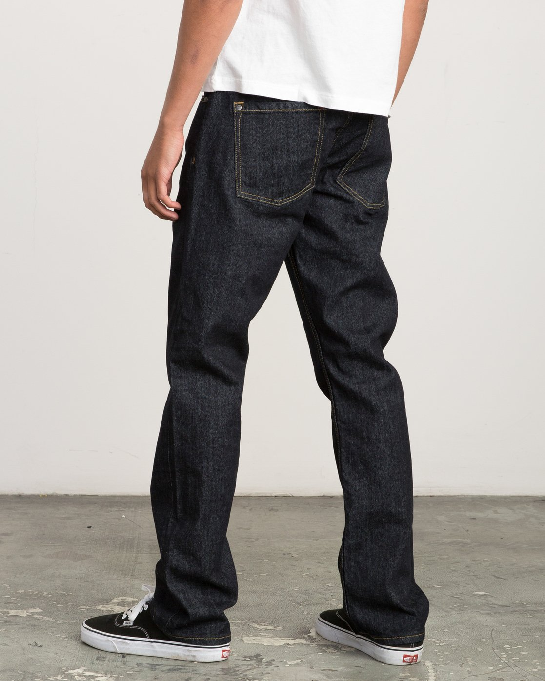 2 Stay RVCA Straight Fit Denim  M307QRSR RVCA