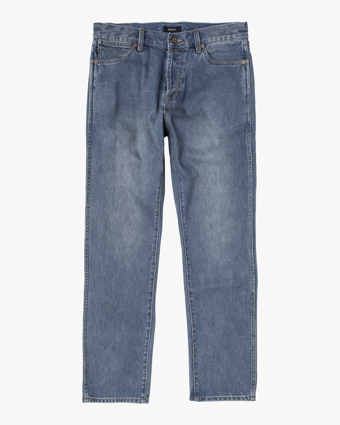 0 week-end STRAIGHT FIT DENIM Black M3103RWK RVCA