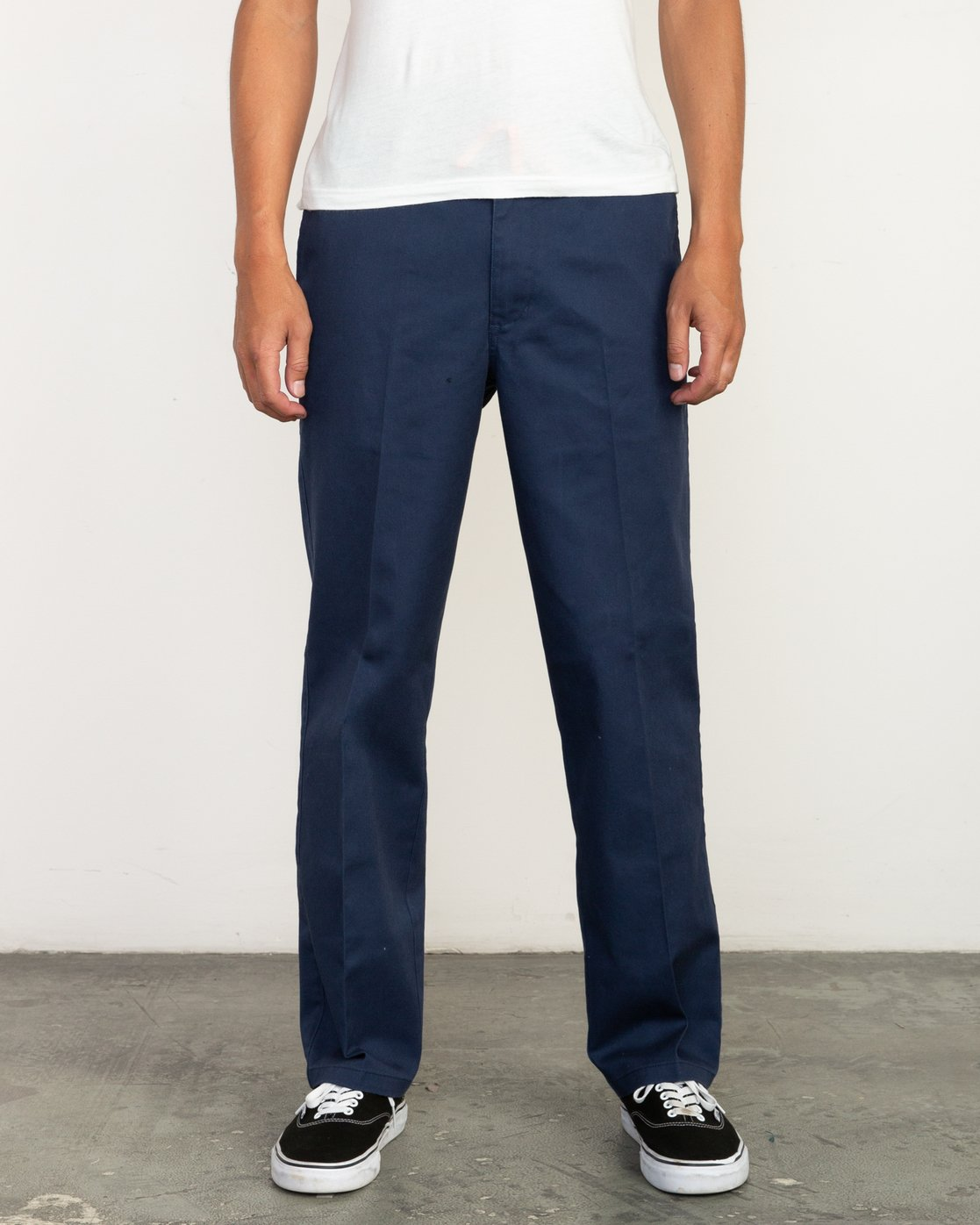 1 Big RVCA Neutral Pants Blue M310QRBR RVCA