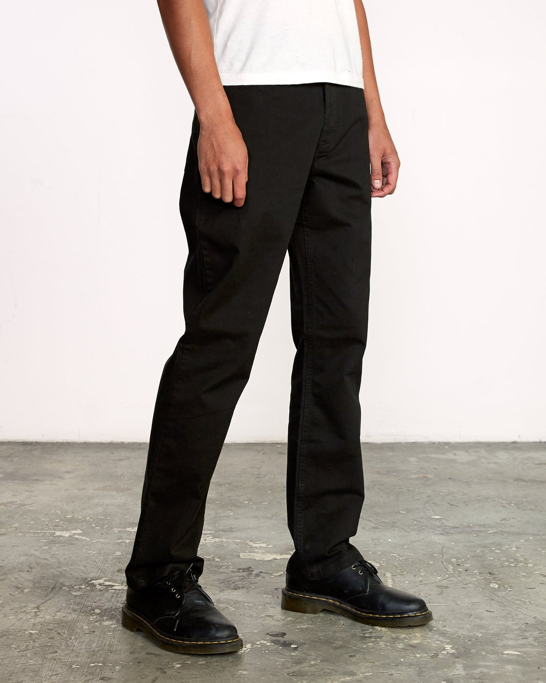6 Week-End 5-Pocket Pant Black M310VRWP RVCA