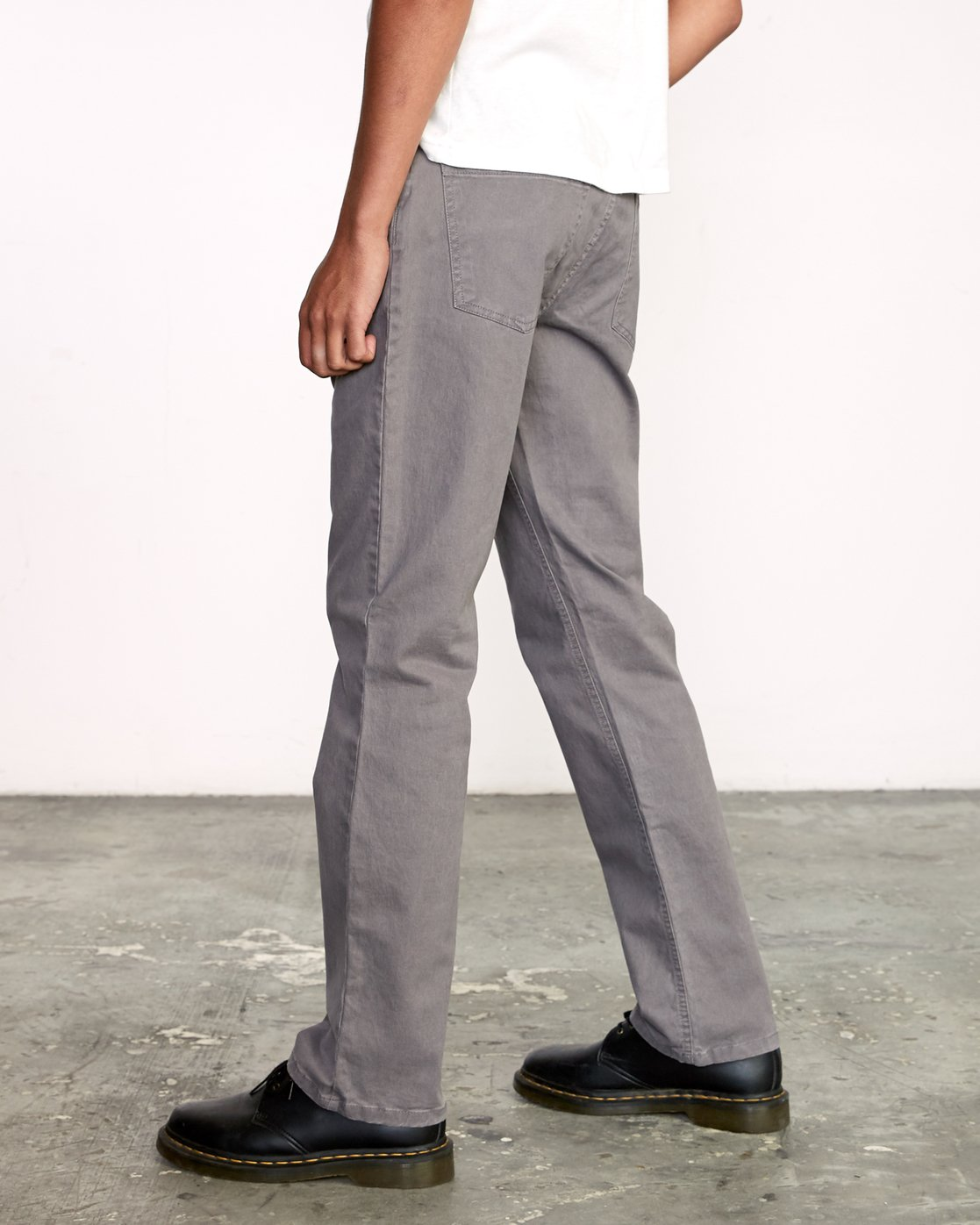 3 Week-End 5-Pocket Pant Grey M310VRWP RVCA