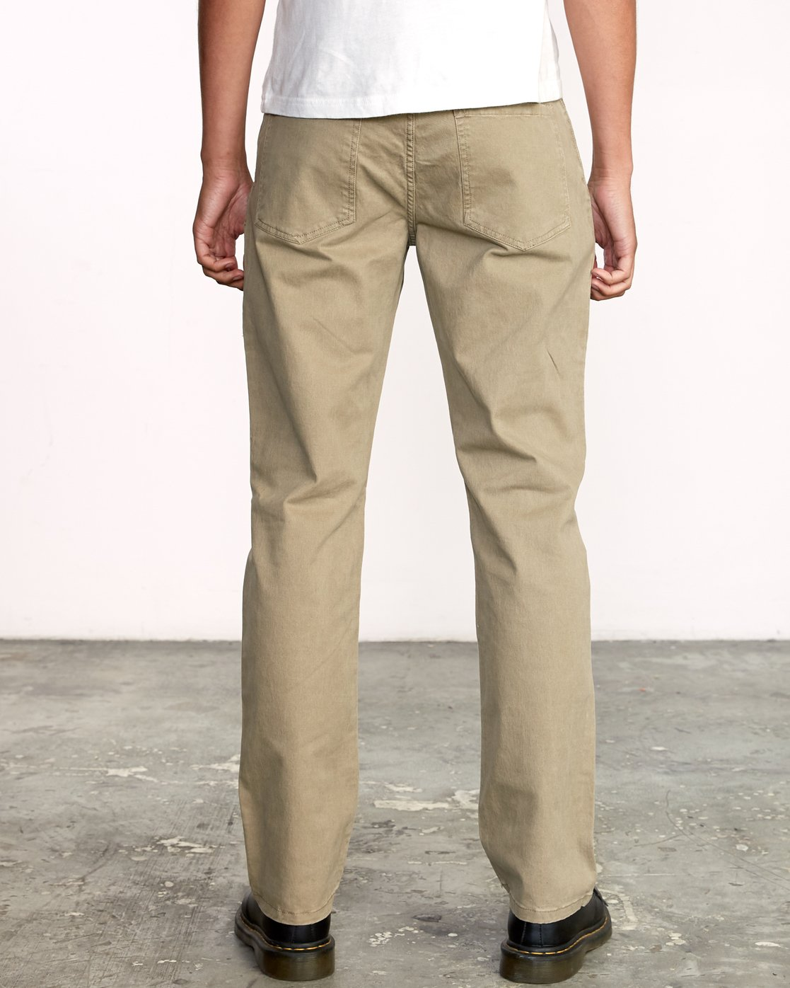 3 Week-End 5-Pocket Pant Beige M310VRWP RVCA