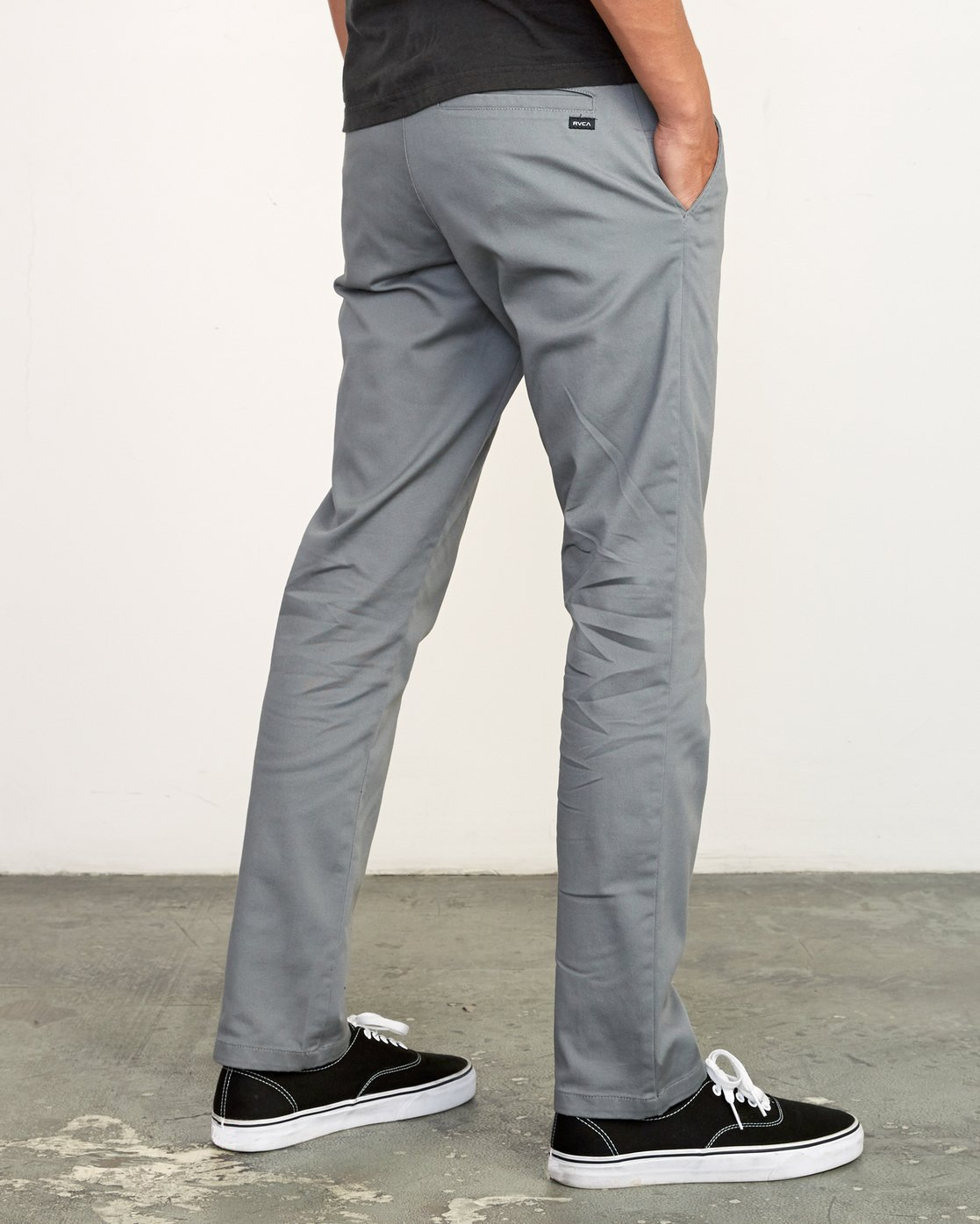 4 Week-End Stretch Pant Grey M314VRWS RVCA