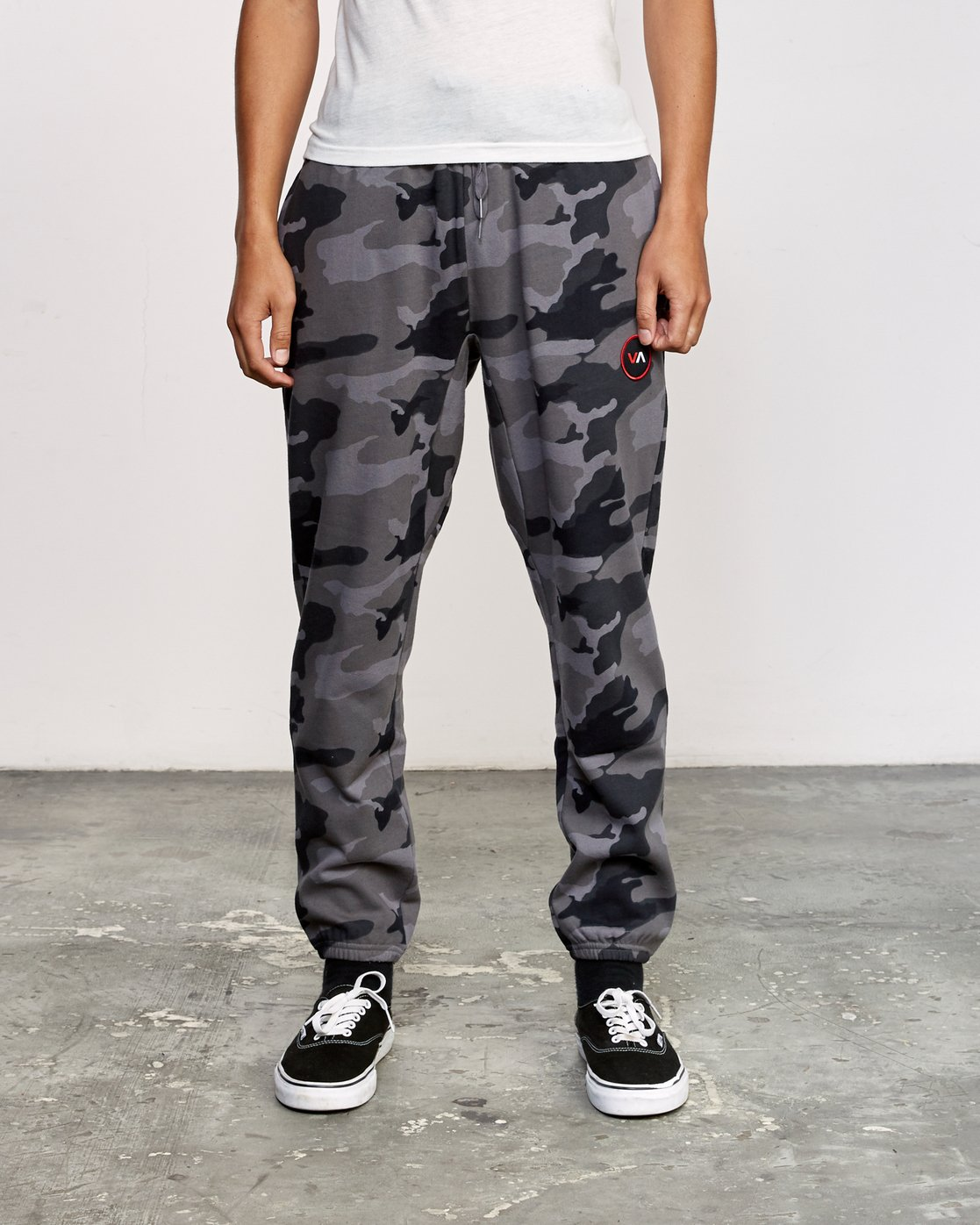 0 Kane Swift Sweat Pant Black M315VRKS RVCA