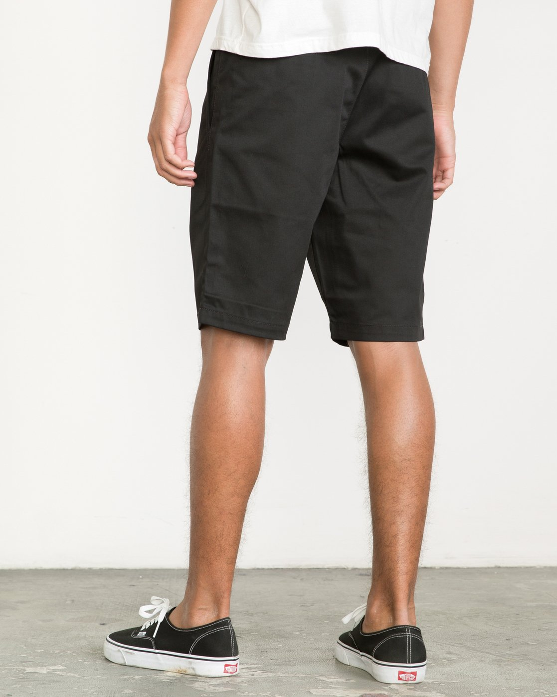 3 Week-End Shorts Black M3211WES RVCA