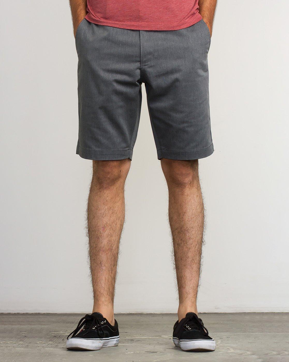 1 Week-End Shorts Grey M3211WES RVCA