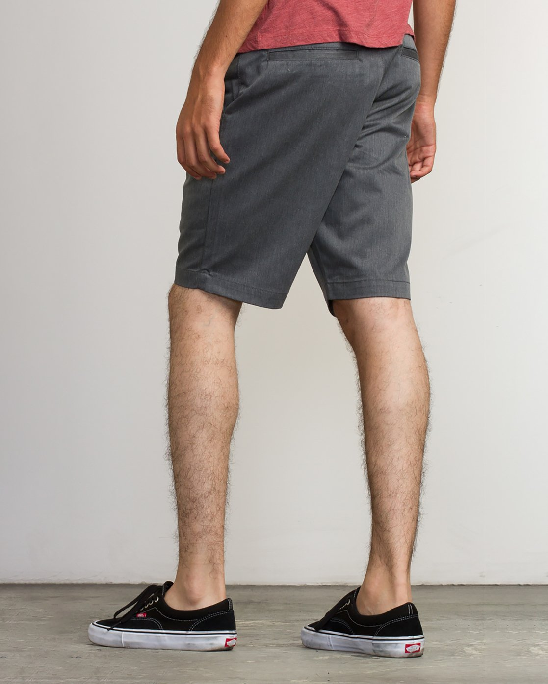 3 Week-End Shorts Grey M3211WES RVCA