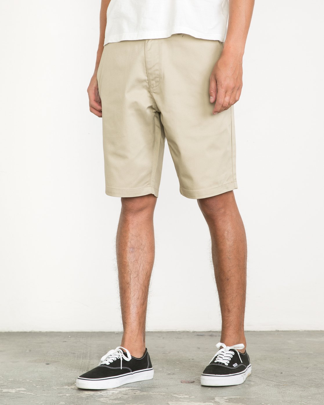 2 Week-End Shorts Beige M3211WES RVCA