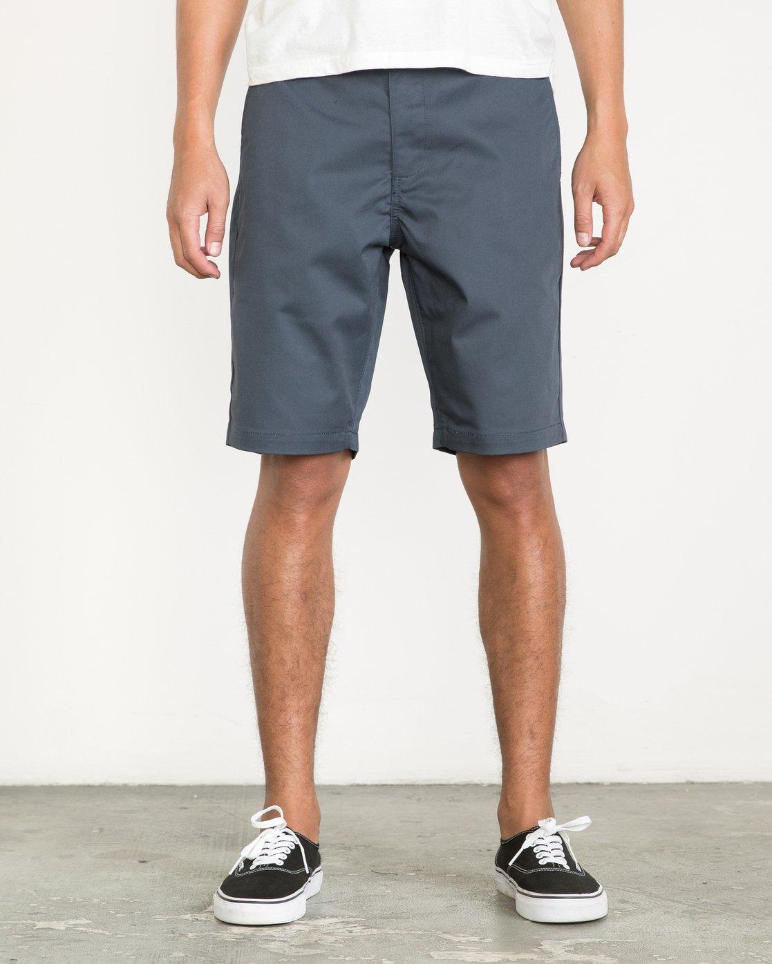 1 Week-End Shorts Blue M3211WES RVCA
