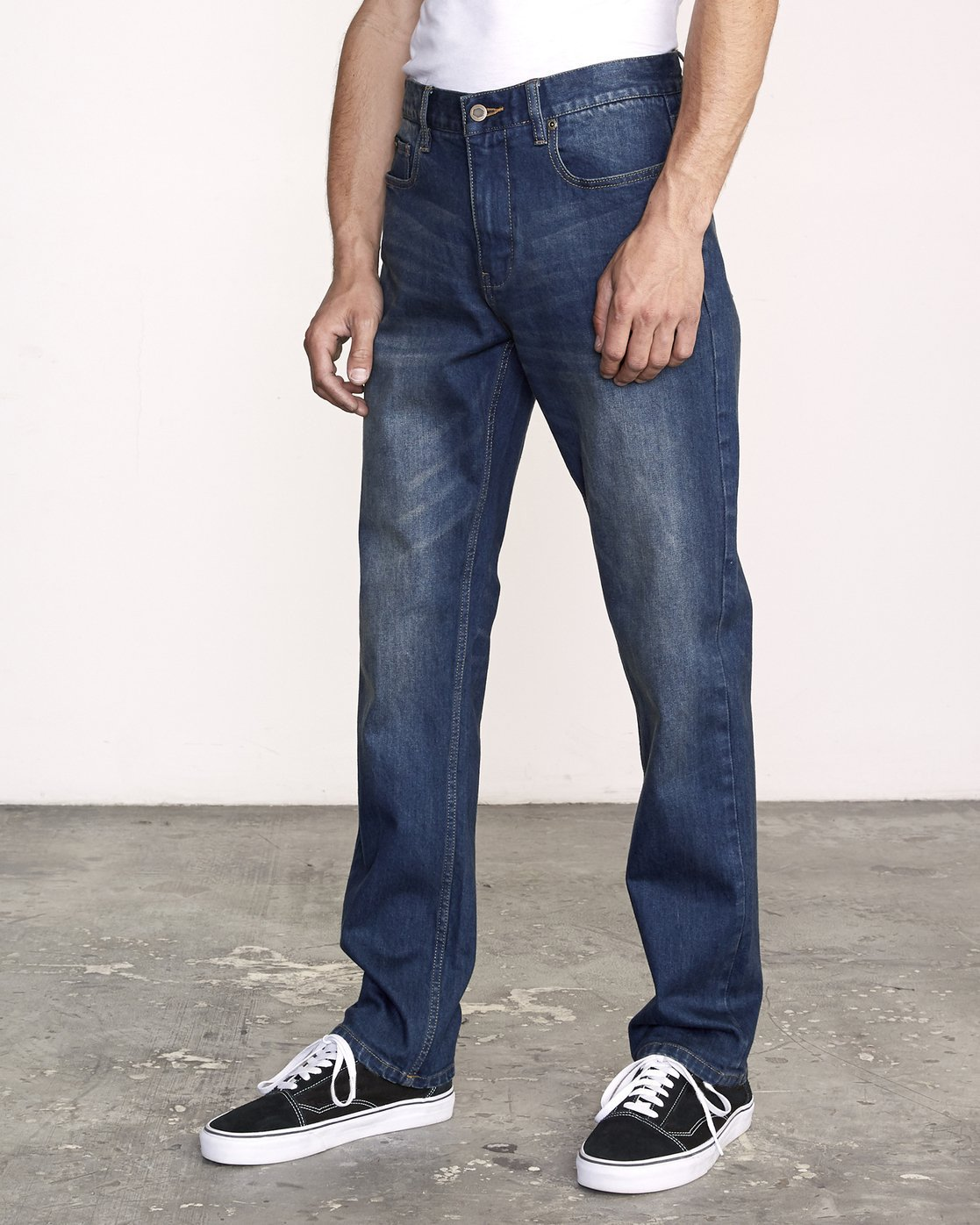 2 week-end STRAIGHT FIT Denim Blue M323VRWK RVCA