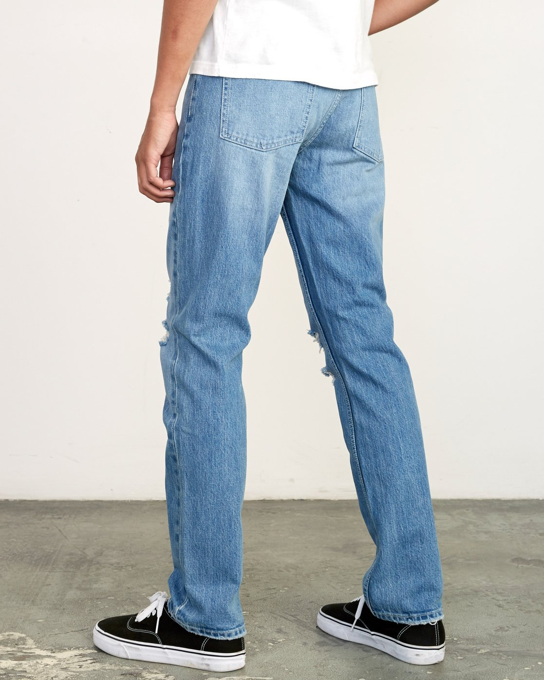 3 week-end STRAIGHT FIT Denim Grey M323VRWK RVCA