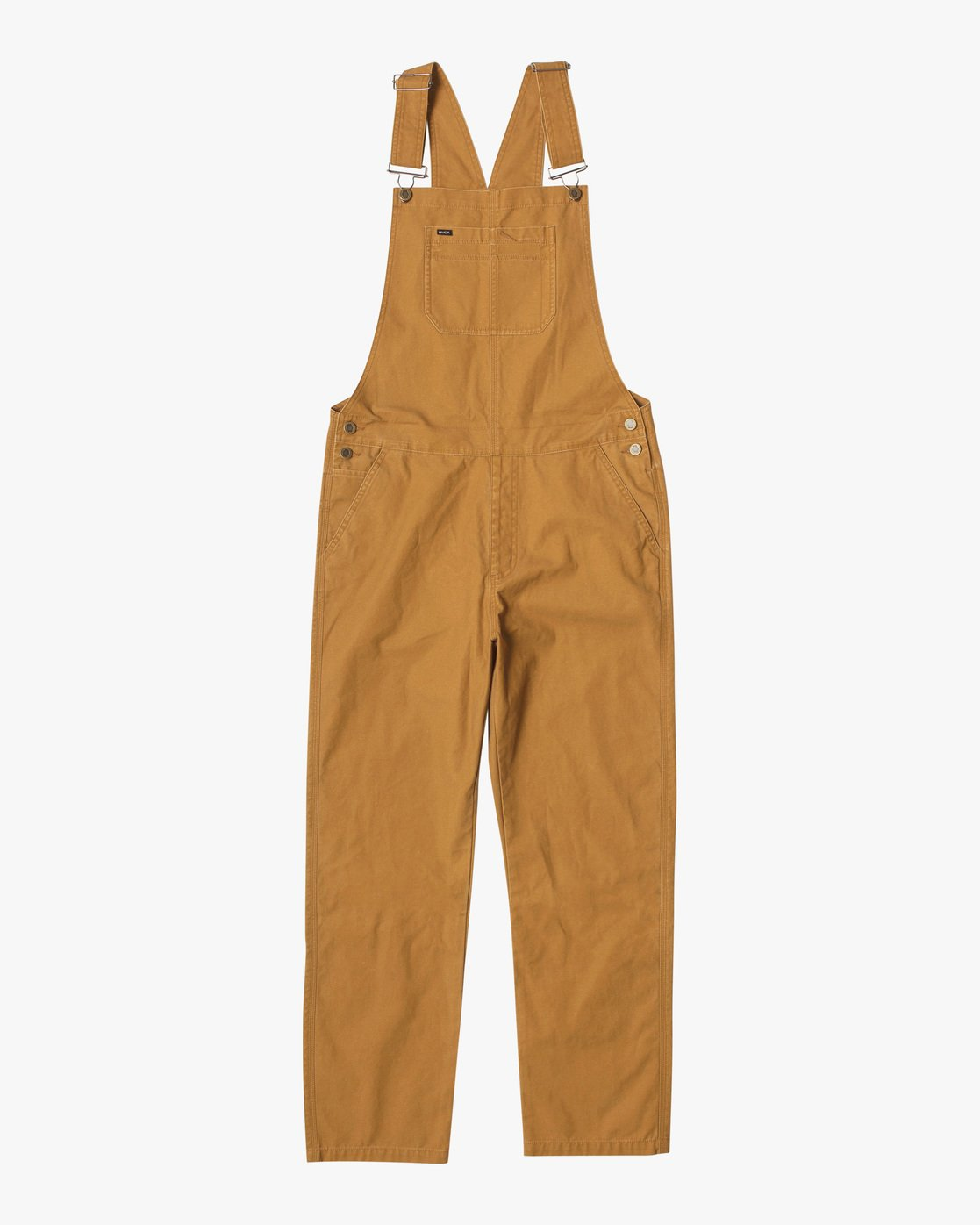 0 CHAINMAIL RELAXED FIT OVERALL Brown M3263RNH RVCA