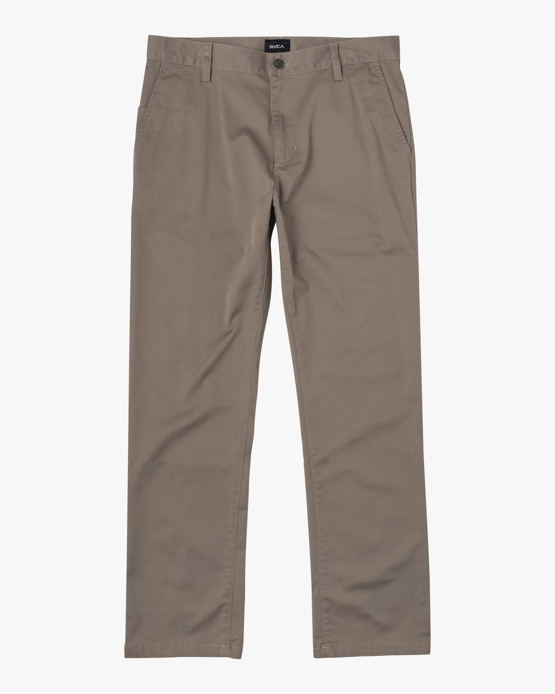 1 week-end Stretch straight fit Pant Grey M3493RWS RVCA