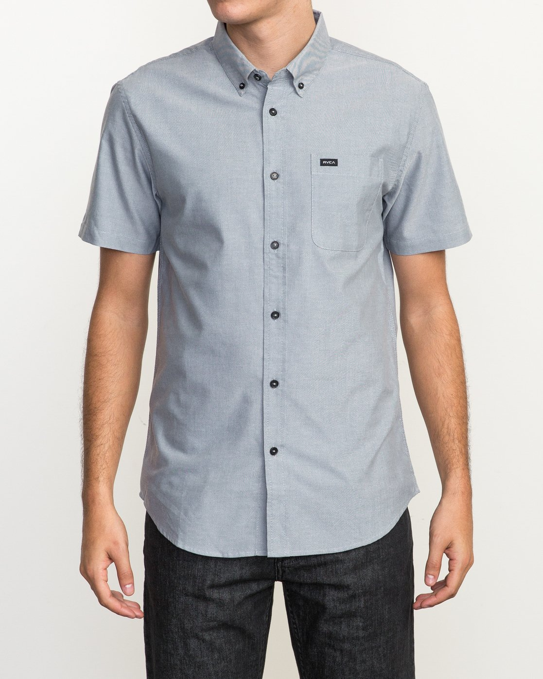1 That'll Do Oxford Shirt Multicolor M3514TDS RVCA