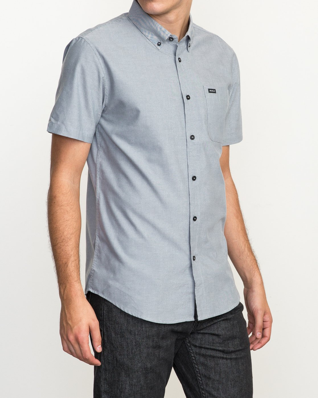 3 That'll Do Oxford Shirt Multicolor M3514TDS RVCA
