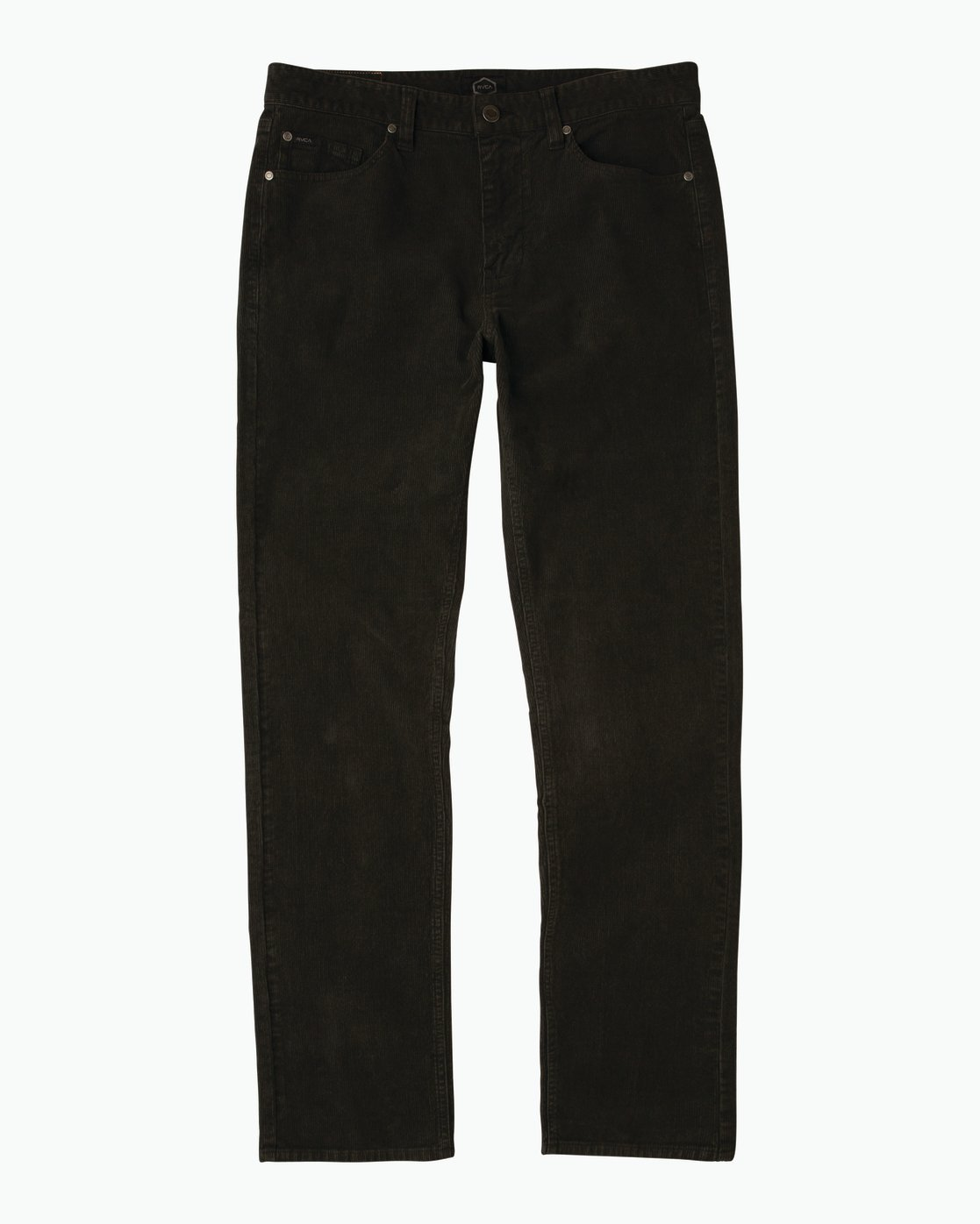 5 Daggers Pigment Corduroy Jeans Black M352QRDC RVCA