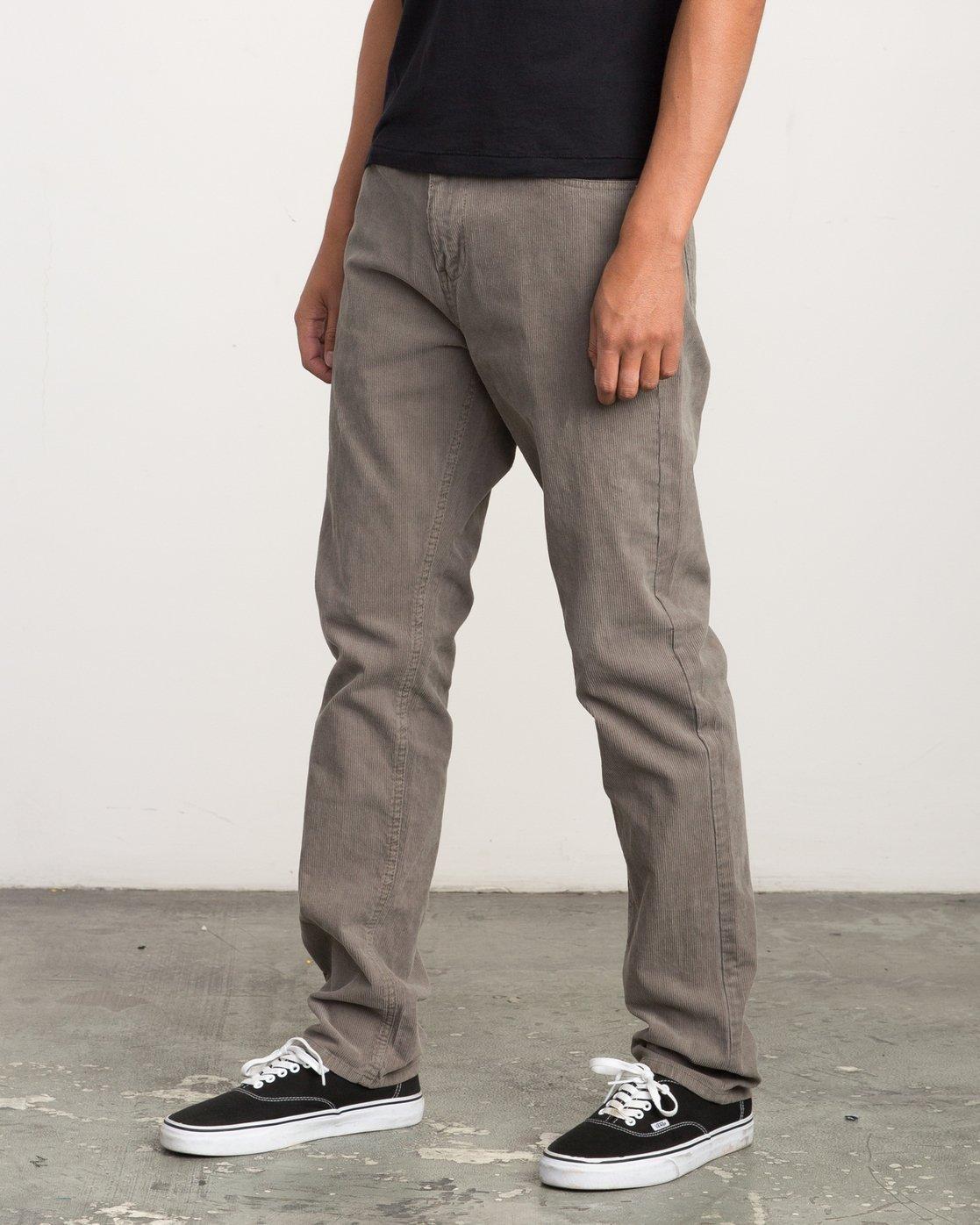 1 Daggers Pigment Corduroy Jeans Multicolor M352QRDC RVCA