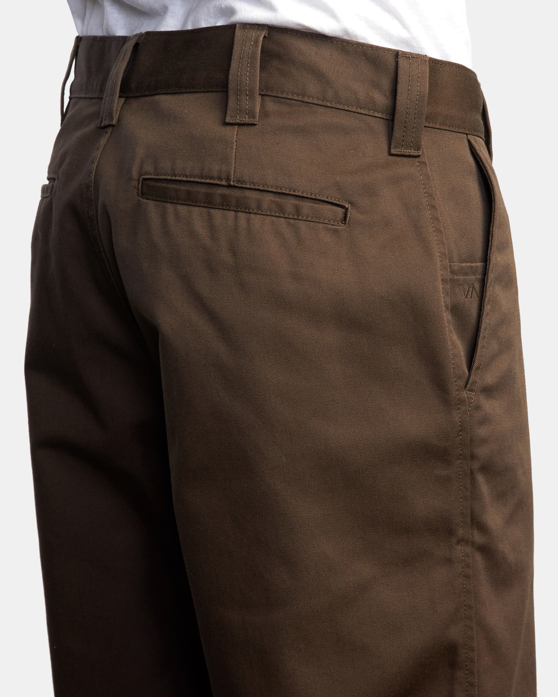 10 AMERICANA RELAXED FIT CHINO PANT Brown M3583RAC RVCA