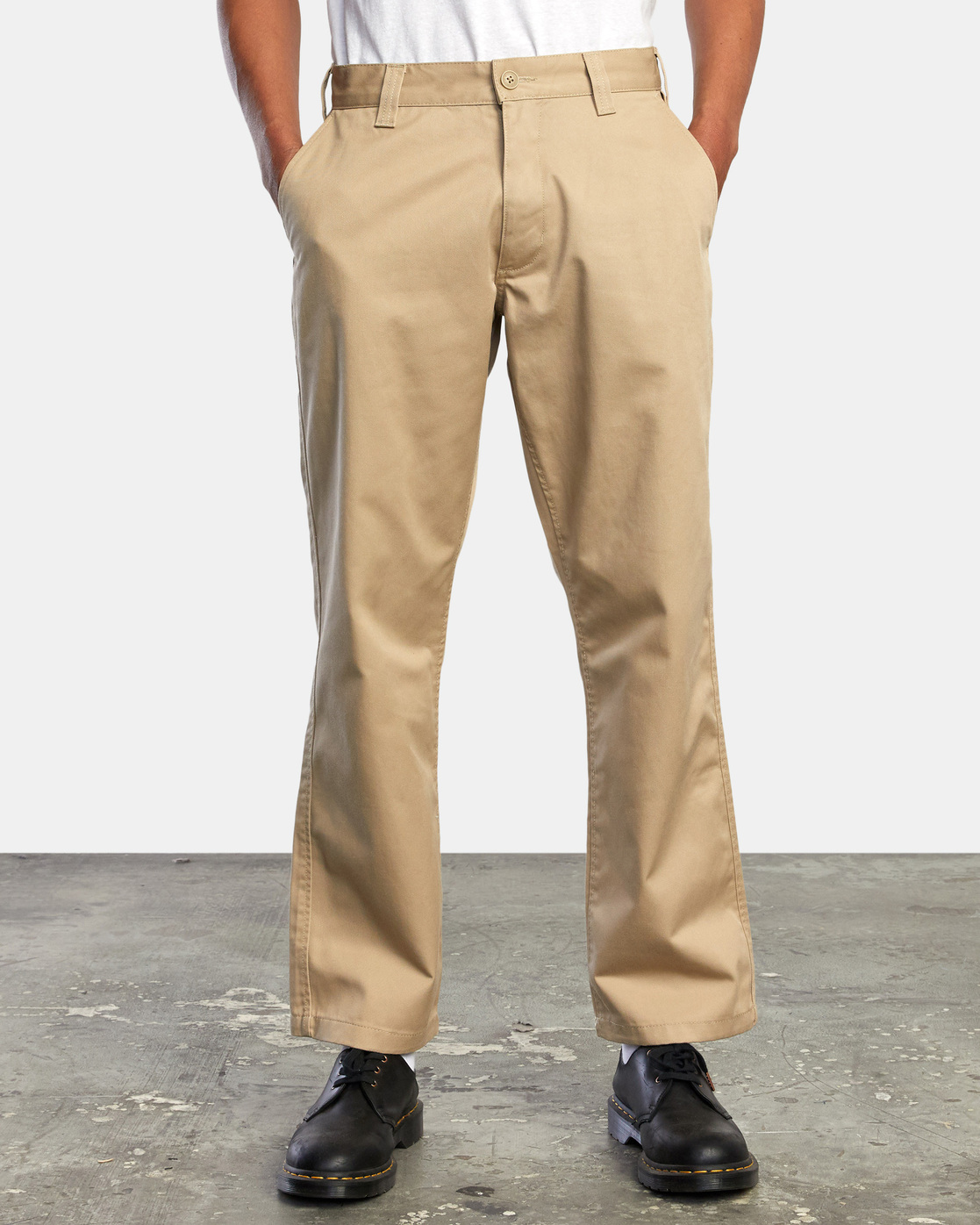 8 AMERICANA RELAXED FIT CHINO PANT Beige M3583RAC RVCA