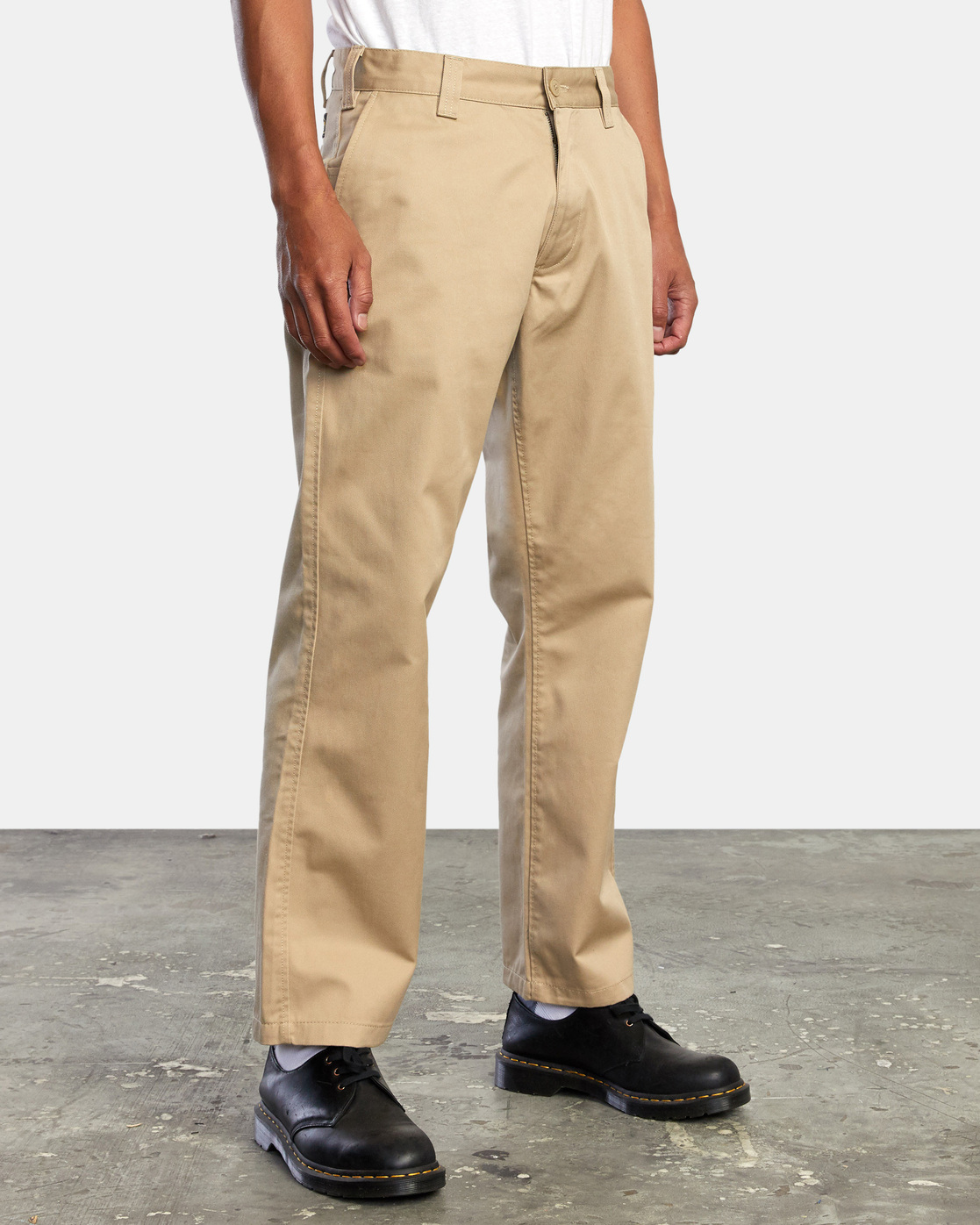 12 AMERICANA RELAXED FIT CHINO PANT Beige M3583RAC RVCA
