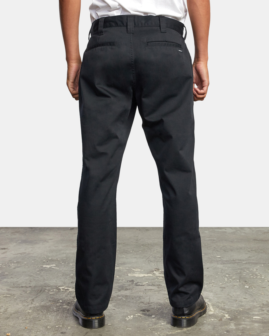 9 AMERICANA RELAXED FIT CHINO PANT Orange M3583RAC RVCA
