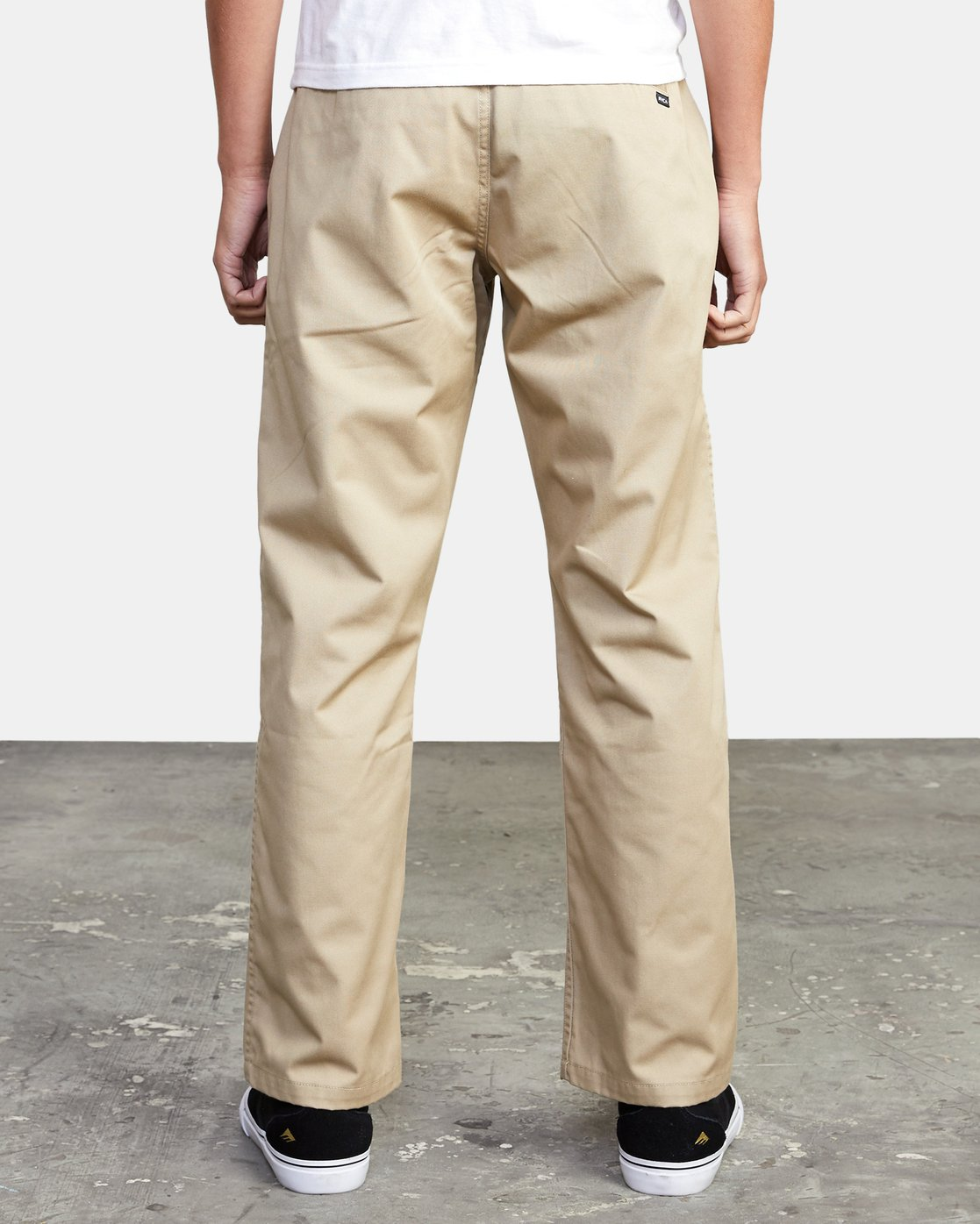 2 AMERICANA RELAXED FIT CHINO PANT Beige M3583RAC RVCA