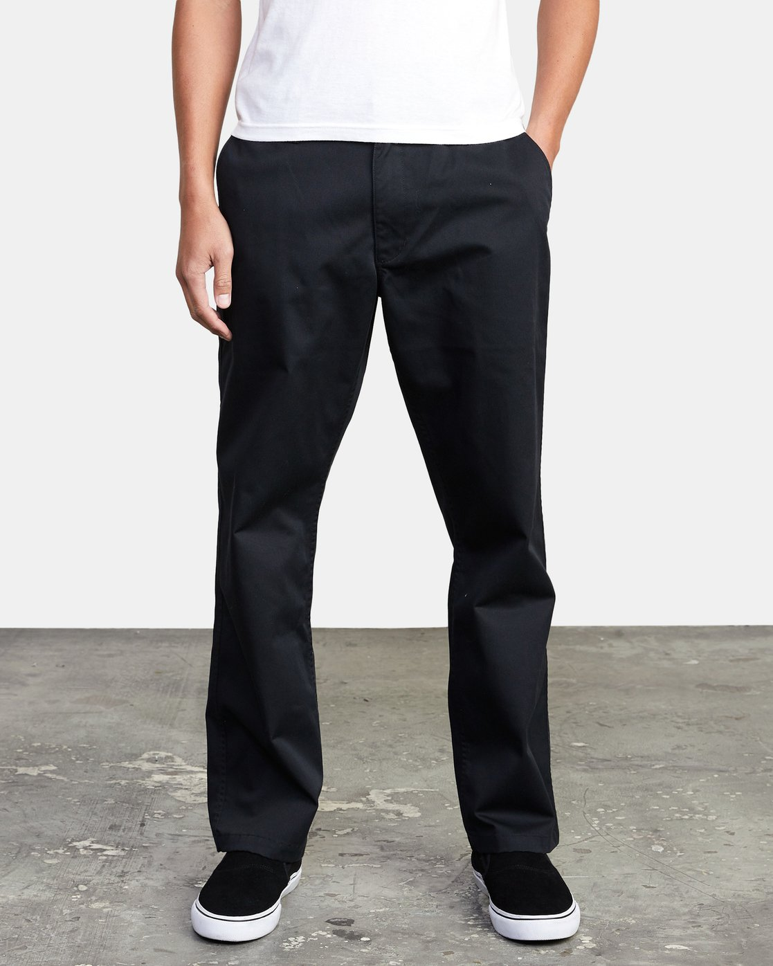 1 AMERICANA RELAXED FIT CHINO PANT Orange M3583RAC RVCA