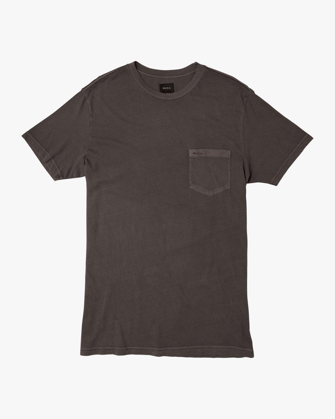 0 Ptc 2 Pigment T-Shirt Black M3910PTC RVCA