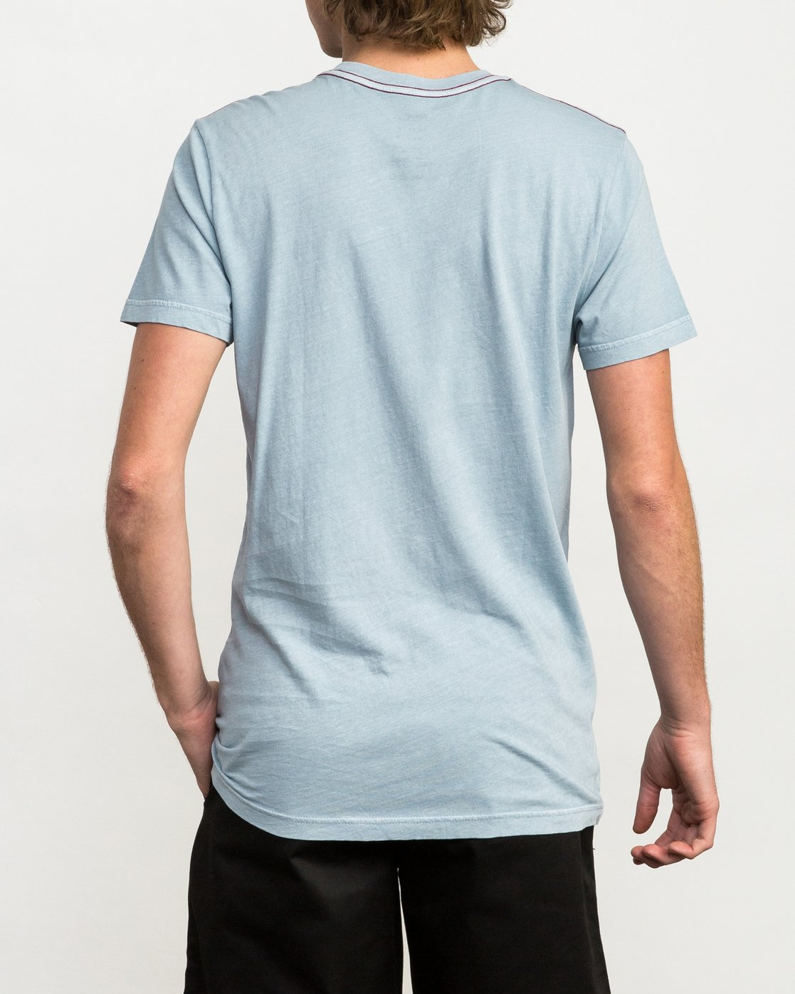 3 Ptc 2 Pigment T-Shirt Blue M3910PTC RVCA