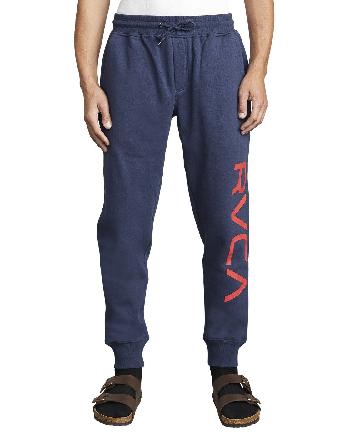 0 BIG RVCA SWEATPANT Blue M3983RBR RVCA