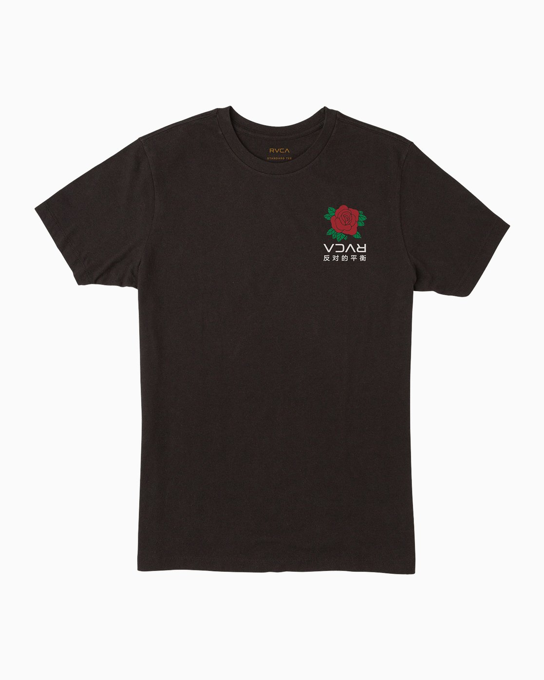 1 Roze T-Shirt  M401PRRT RVCA