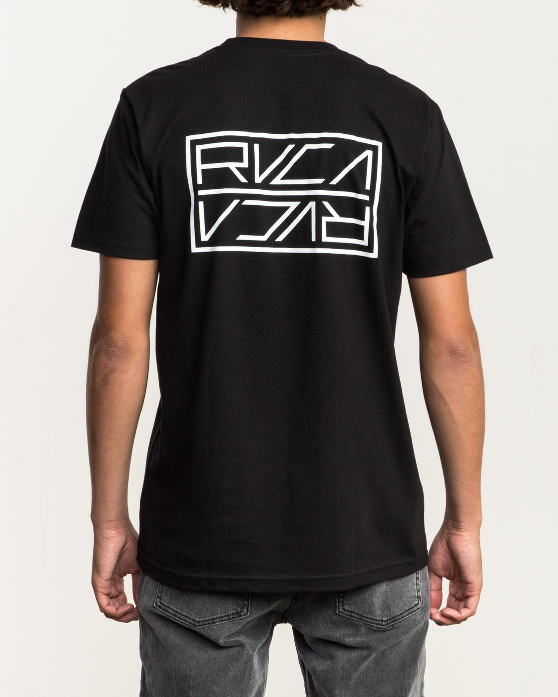 4 Reflector T-Shirt Black M401SRRE RVCA