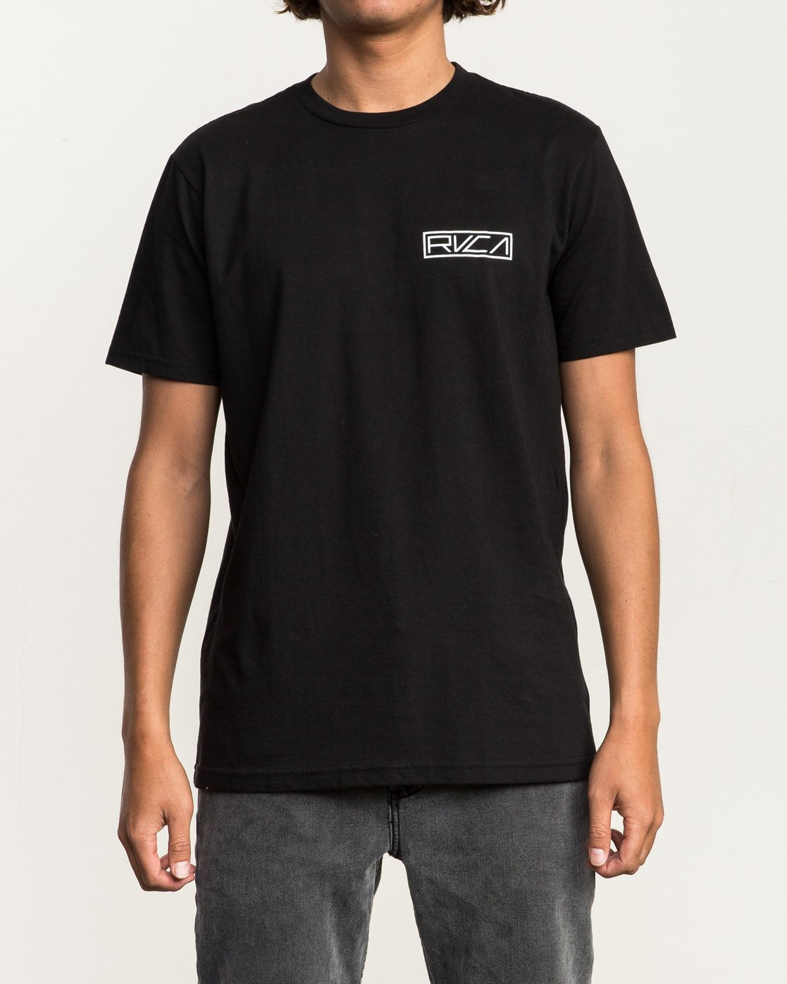2 Reflector T-Shirt Black M401SRRE RVCA