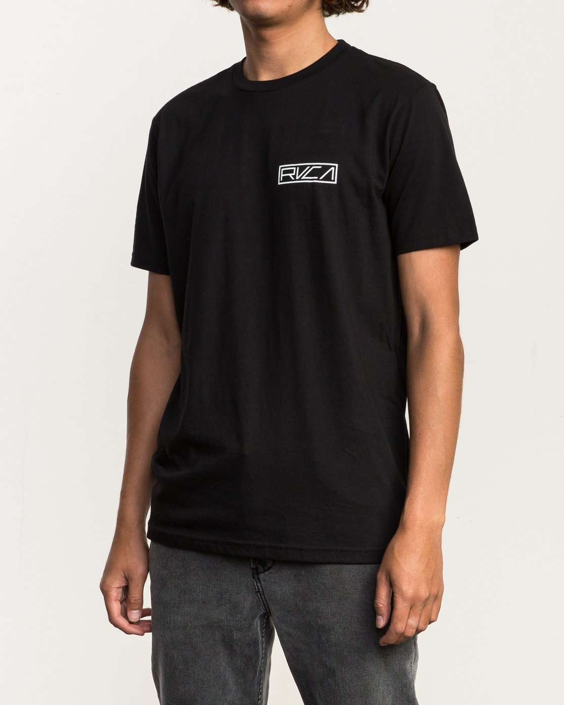 3 Reflector T-Shirt Black M401SRRE RVCA