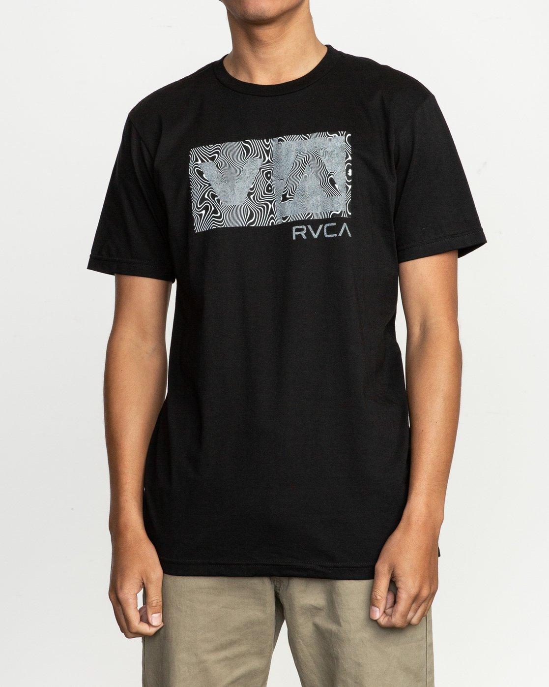 1 Balance Box T-Shirt  M401TRBA RVCA