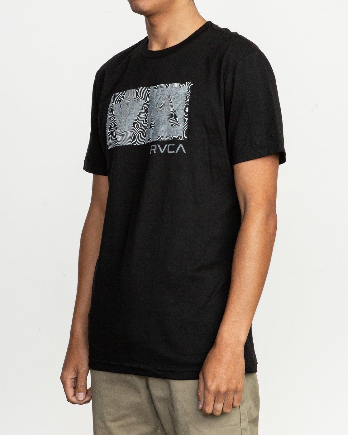 2 Balance Box T-Shirt  M401TRBA RVCA