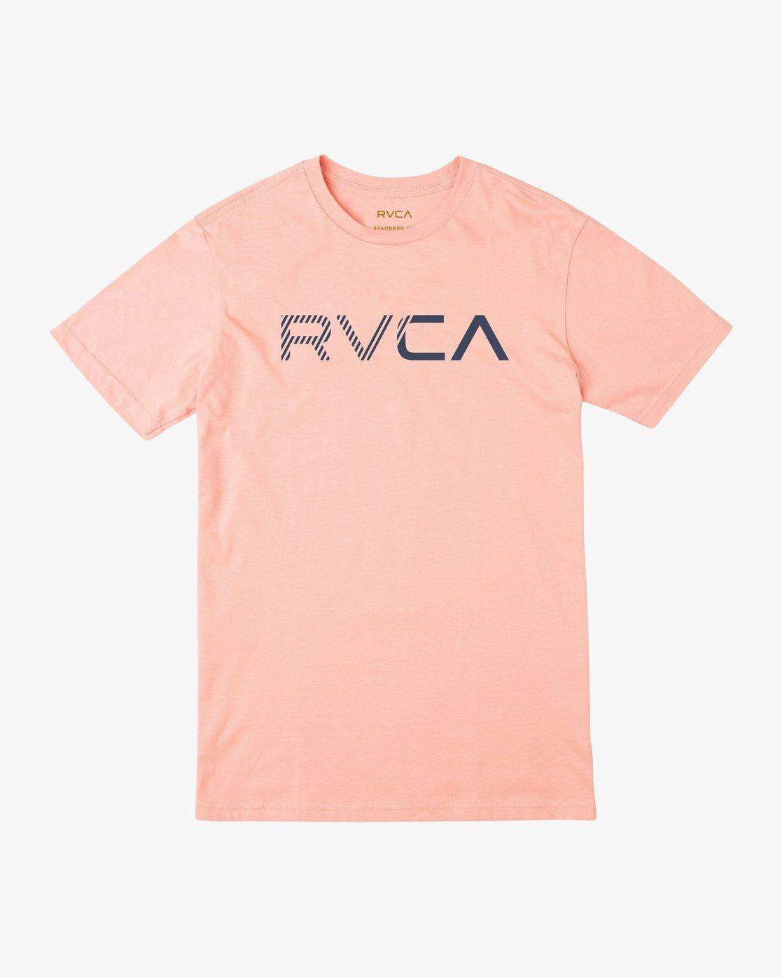 0 Blinded T-Shirt Orange M401TRBL RVCA