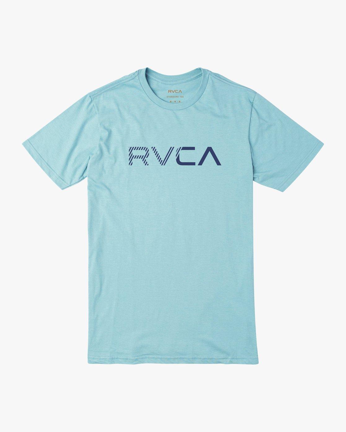0 Blinded T-Shirt Blue M401TRBL RVCA