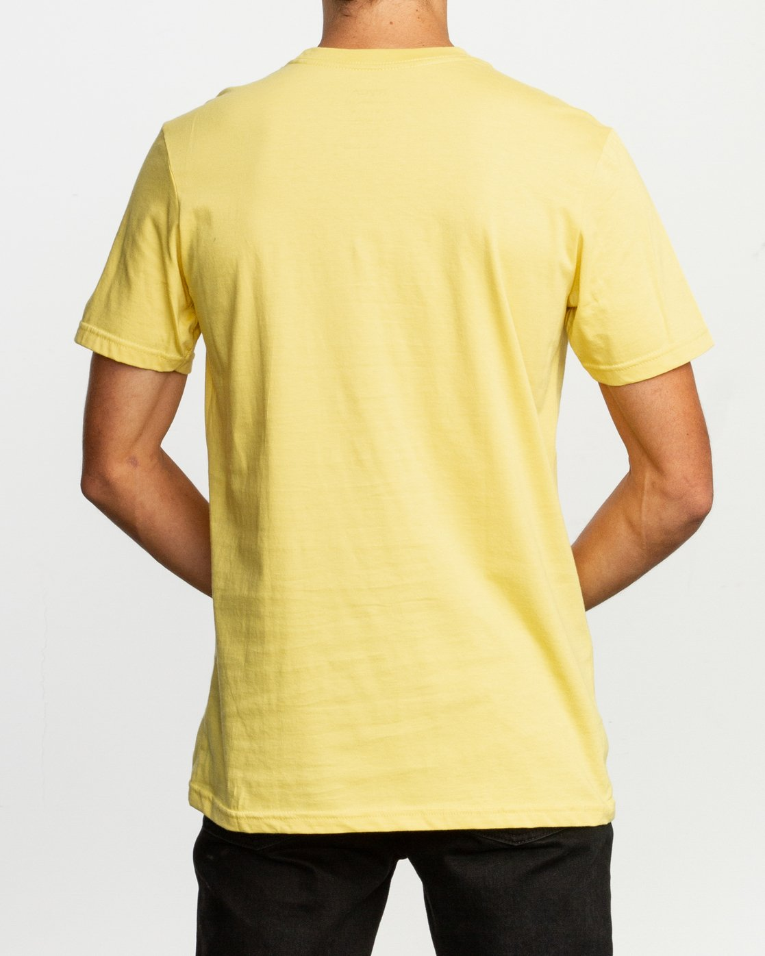 3 Blinded T-Shirt Yellow M401TRBL RVCA