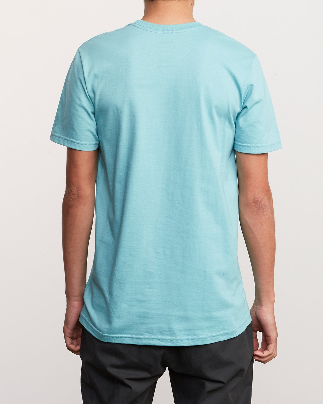 3 Blinded T-Shirt Blue M401TRBL RVCA