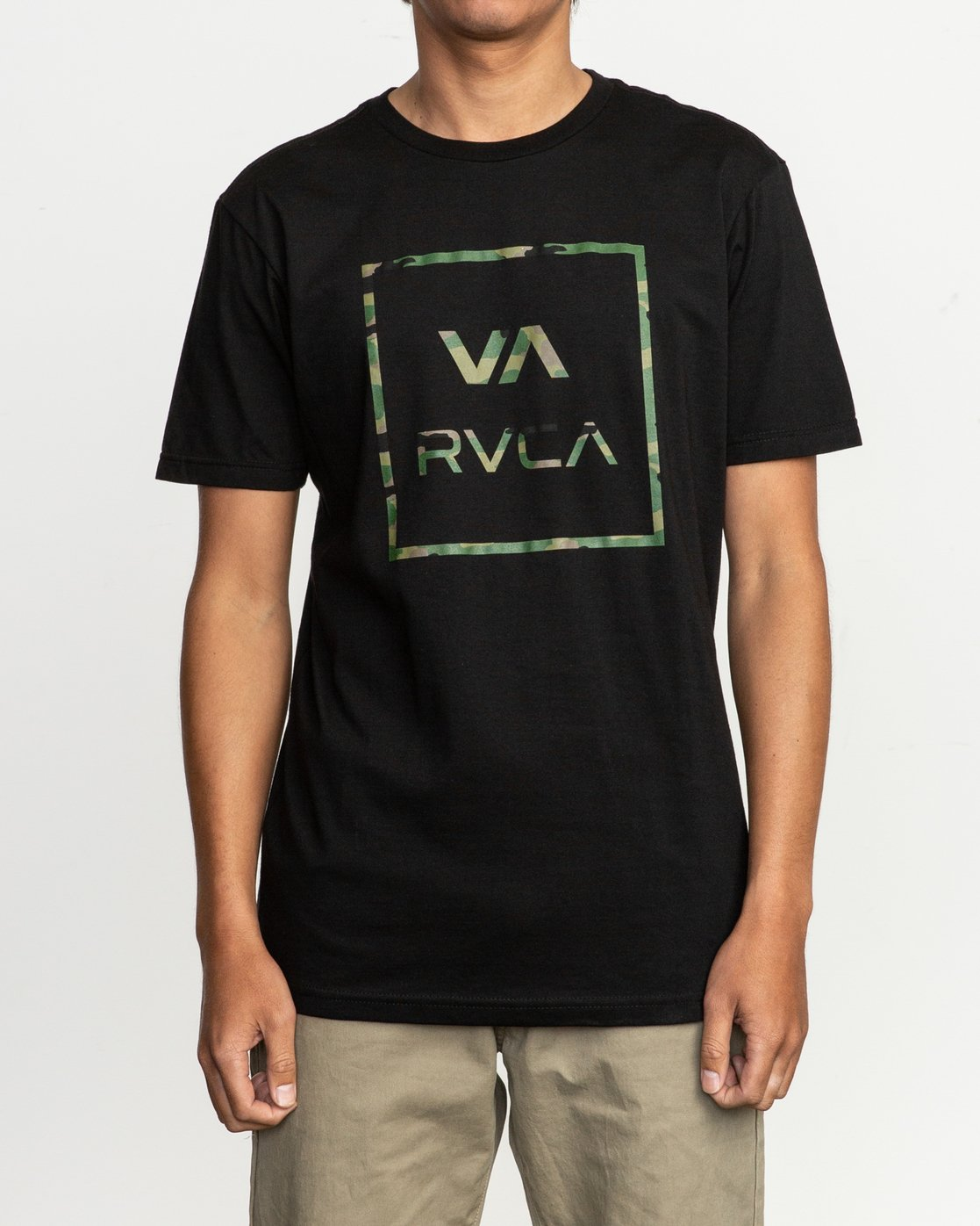 1 Fill All The Way T-Shirt  M401TRFI RVCA