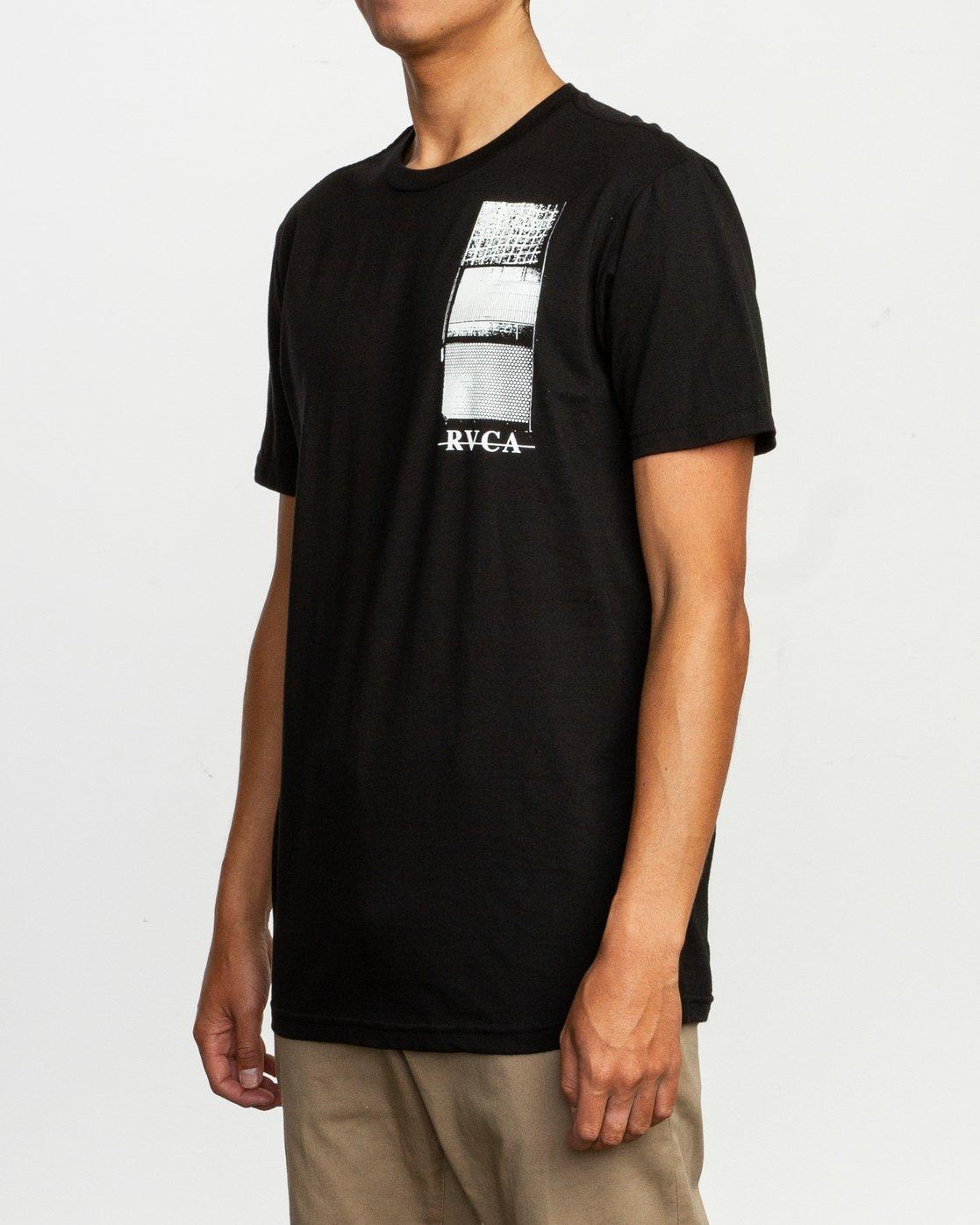 3 Glew T-Shirt  M401TRGL RVCA