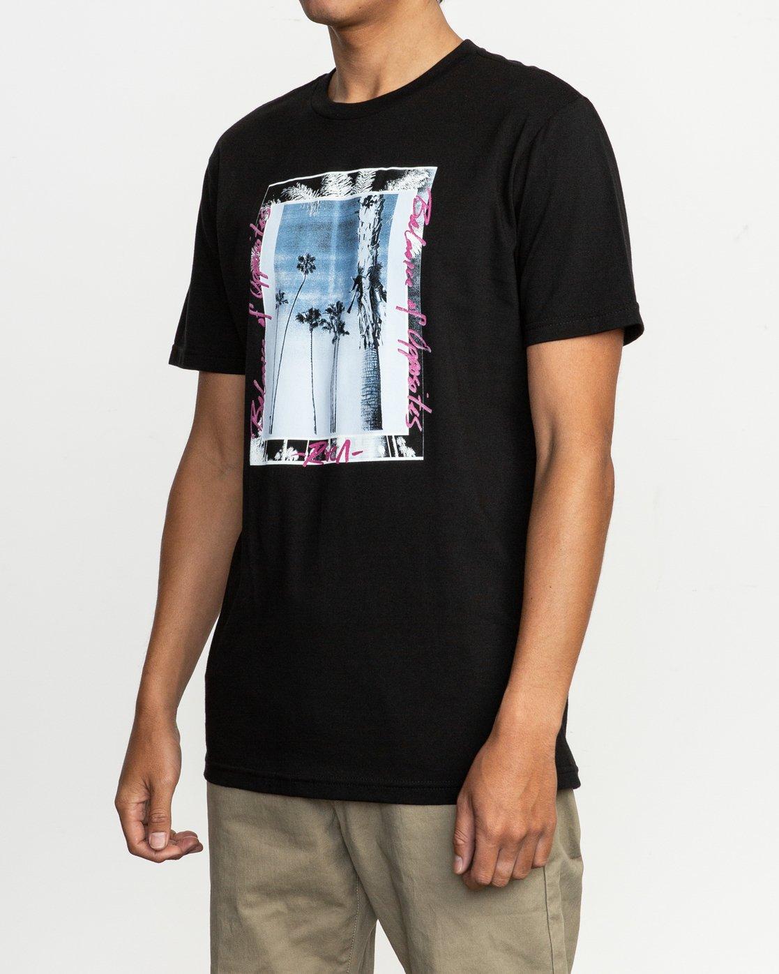 2 Last Paradise T-Shirt  M401TRLA RVCA