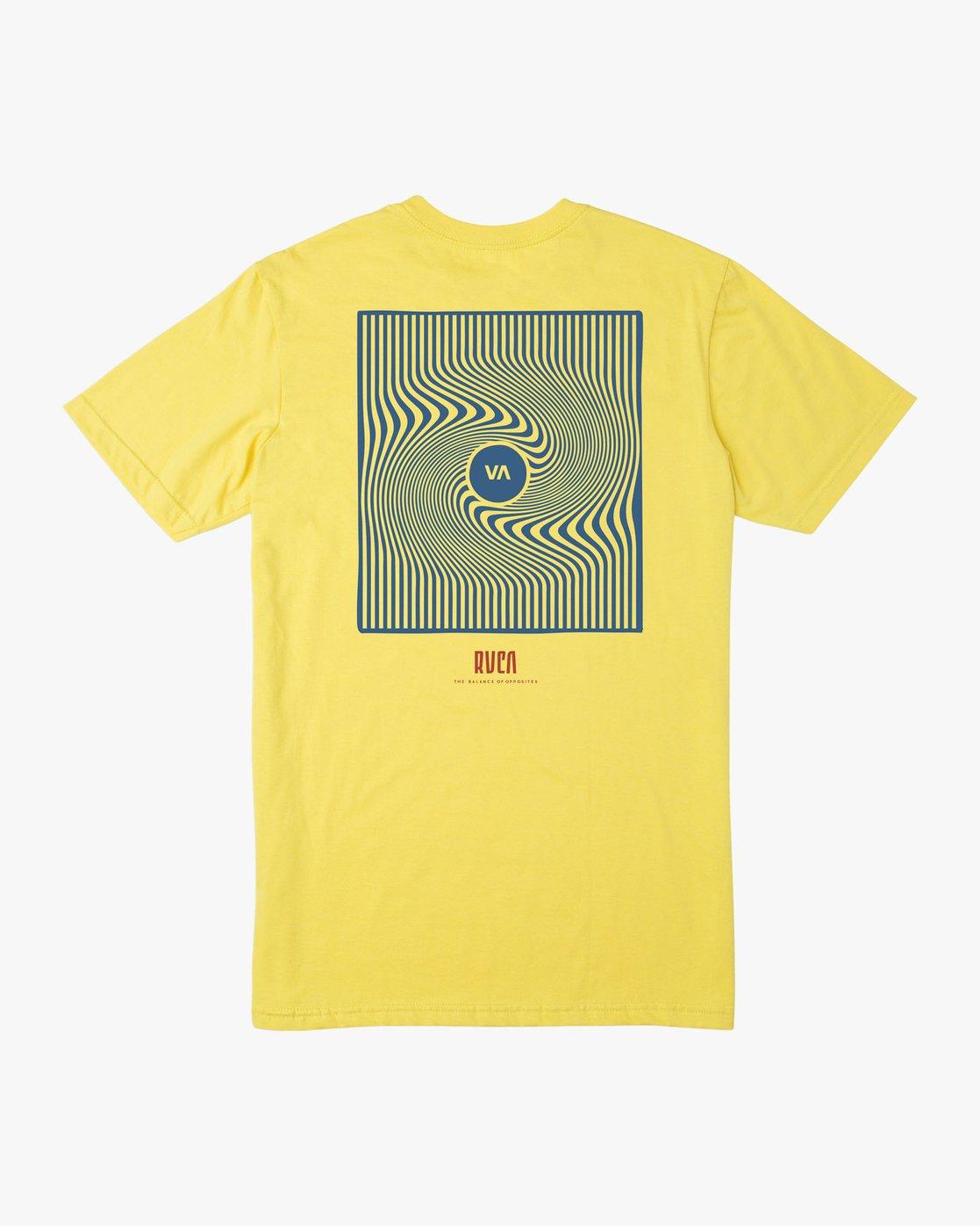 0 Mind Wrap T-Shirt  M401TRMI RVCA