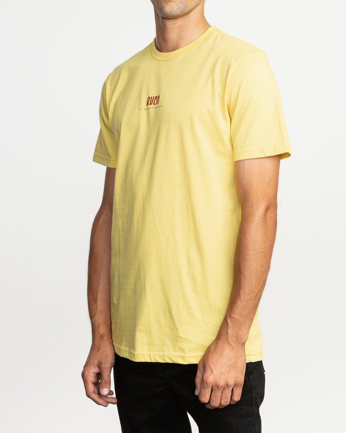 3 Mind Wrap T-Shirt  M401TRMI RVCA