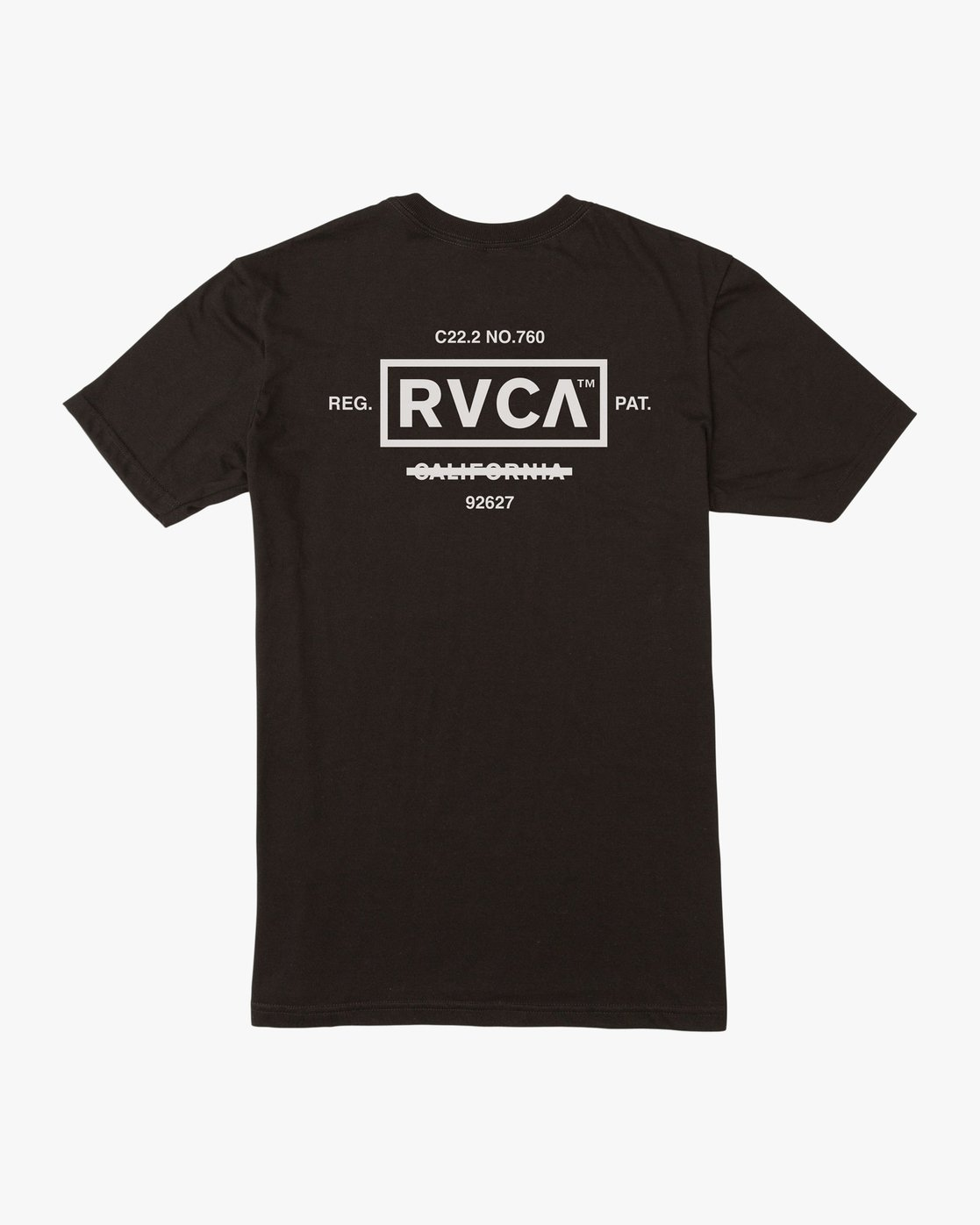 0 Oil And Water T-Shirt  M401TROI RVCA