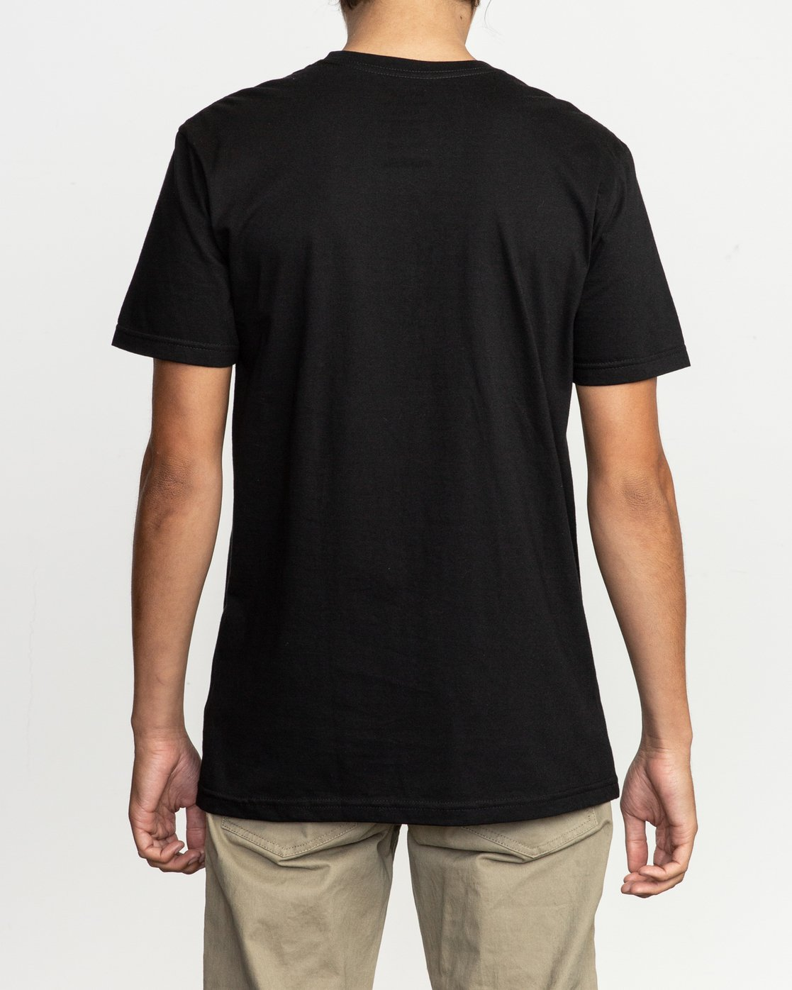 3 Ceddia Pompei T-Shirt Black M401TRPO RVCA