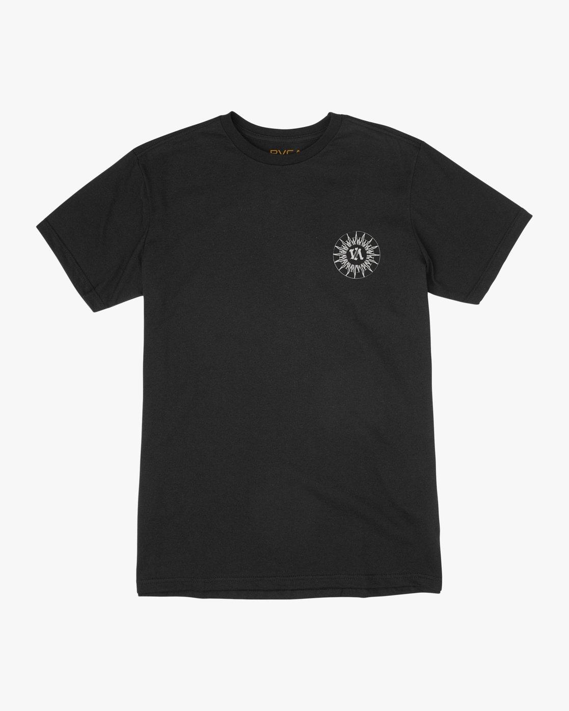 1 JeanJean Tigre T-Shirt  M401TRTI RVCA