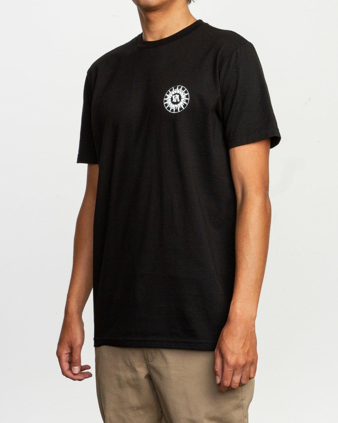 3 JeanJean Tigre T-Shirt  M401TRTI RVCA